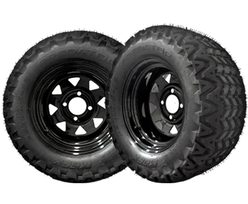 Tire Wheel Packages New Used And Custom Golf Carts
