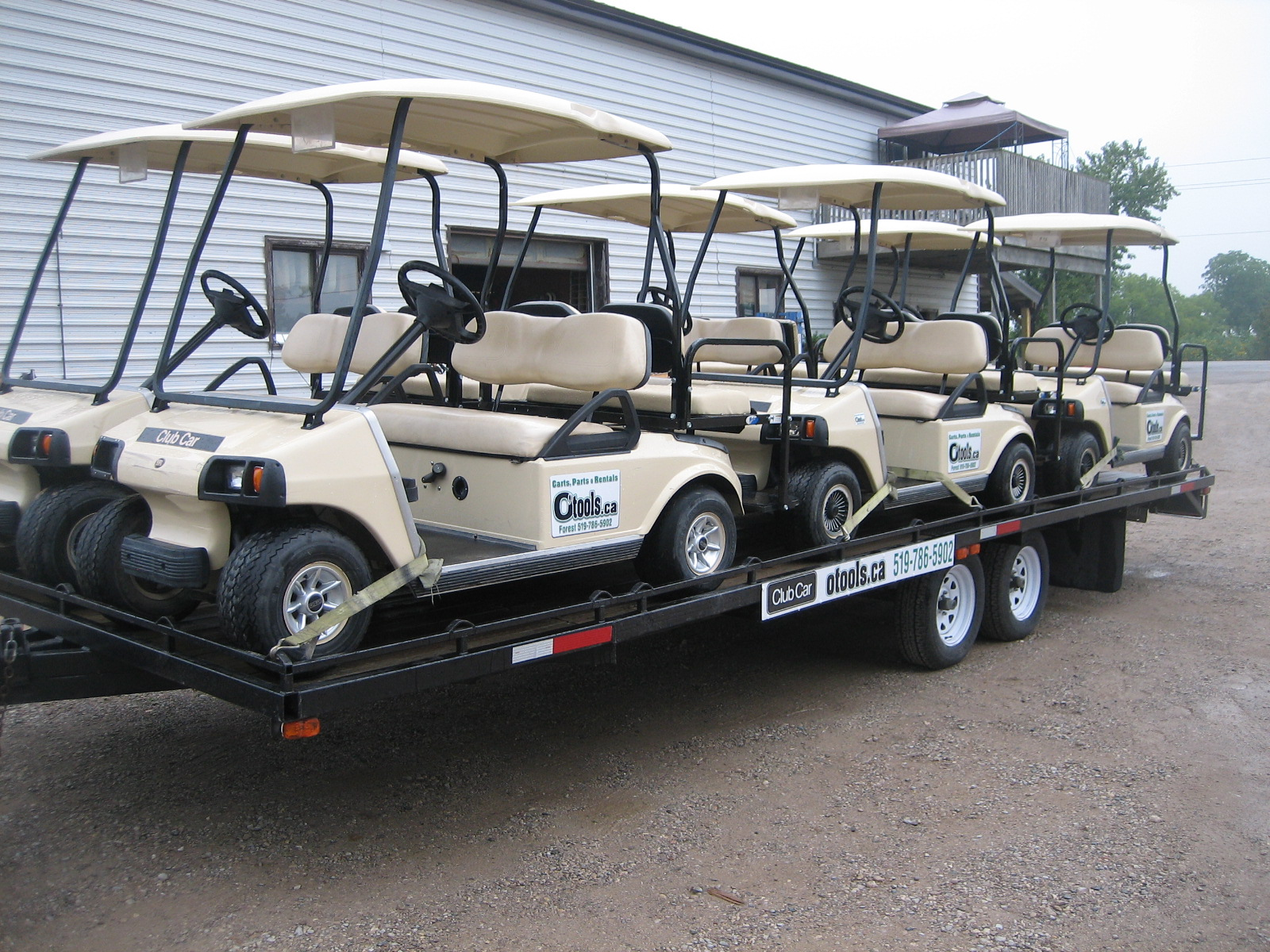 Golf Cart Rentals New Used And Custom Golf Carts Parts And Rentals Forest Ontario