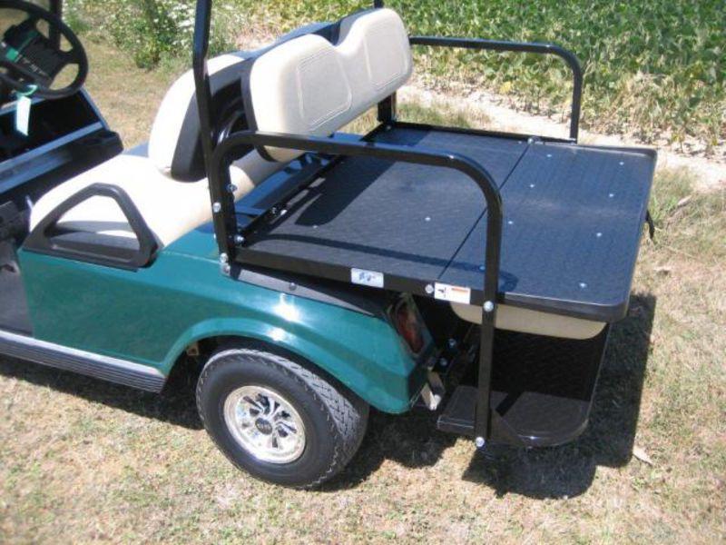club car ds  hunter green  charger    custom golf carts parts  tool