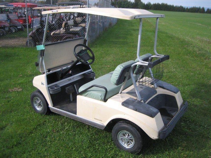 Stk 7113 1998 Club Car Ds 48v New Used And Custom Golf