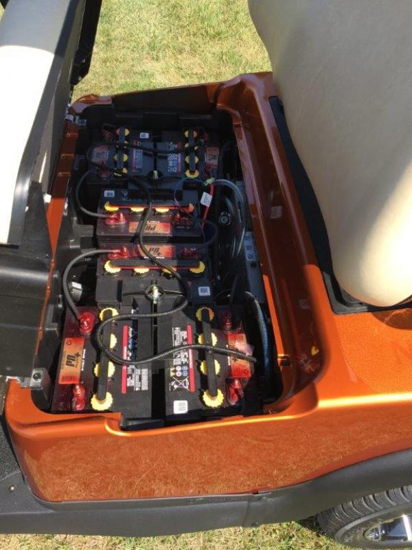 Used Car Batteries >> 2018 Precedent 48v XFC-GT Atomic Orange | New, Used and ...